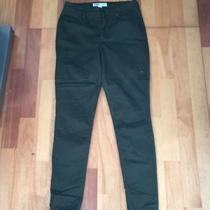 Old Navy super skinny high rise pants 12 Tall